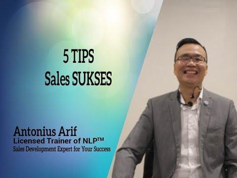 5 tips NLP Sales sukses