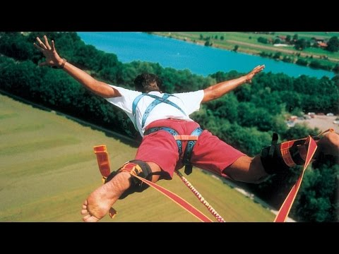 10 tips for first time Bungee Jumpers