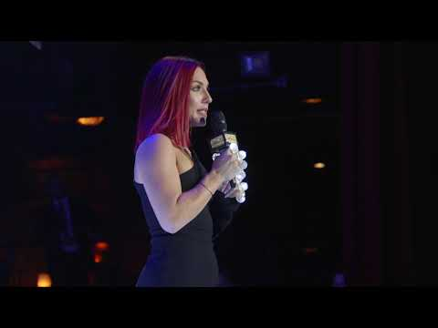 Sharna Burgess & Kent Boyd Bling Rings - 2018 Industry Dance Awards