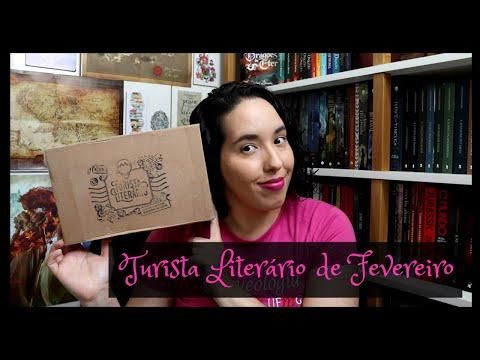 Unboxing Turista Literário de Fevereiro (2021) | Raíssa Baldoni