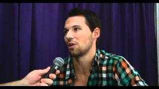 Daniel Cudmore (Felix in THE TWILIGHT SAGA) talks about upcoming work at DragonCon 2010