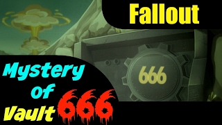 Fallout Mystery of Vault 666!
