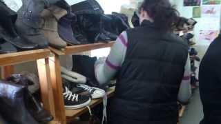 Обувь секон хенд и обувь сток -оптовые поставки.