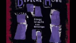 Depeche Mode - Get Right With Me - Minimal
