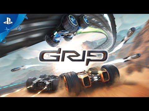 Trailer de GRIP: Combat Racing