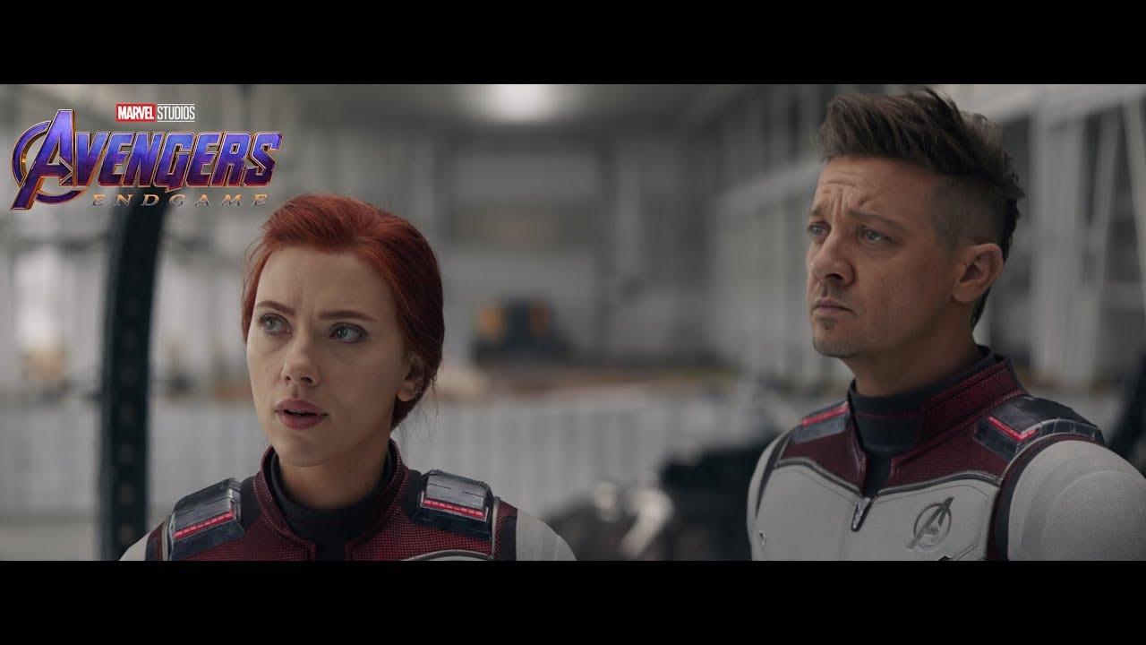 Trailer för Avengers: Endgame