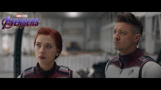 "VIDEO: Marvel's AVENGERS: ENDGAME – ""Mission"" TV Spot"