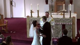 David and Mary-Louise's Wedding Highlights