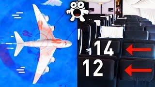 Secretos De Las Aerolineas Que Su Personal No Quieren Que Sepas!