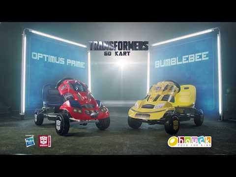 Transformers Go Karts - hauck TOYS FOR KIDS