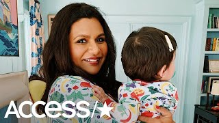 Why Mindy Kaling Wont Reveal The Identity Of Her Daughter Katherines Father