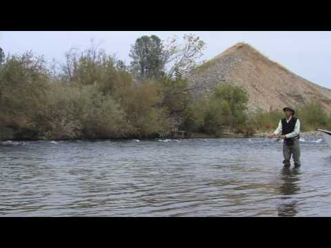 Snap T Spey Casting lesson
