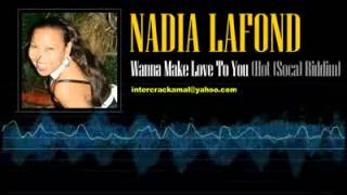 Nadia LaFond   Wanna Make Love To You Soca 1977