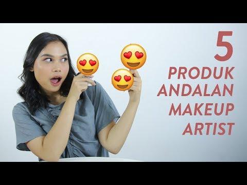 Top 5 Produk Andalan Makeup Artist Indonesia!