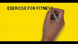 Importance of exercise in our life very short paragraph in educational channel by ritashu in English
