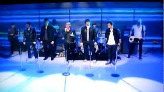 The Wanted Glad You Came NBC Today Show 4/24/12