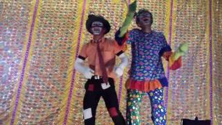 Janta Ramlila Ratangarh ( Joker Dance Hemant Pipalwa & Naresh Sharma  2016 ) Ratangarh (churu)