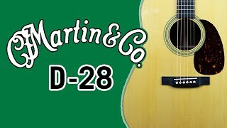 Martin D-28 Review & Demo