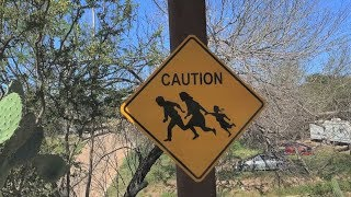 Illegal border crossings by immigrants are constant in Roma, Texas