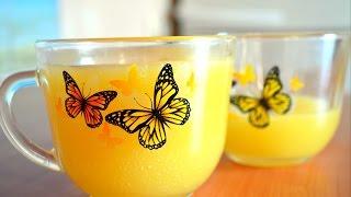Цитрусовая(апельсино-лимонная)помадка или глазурь...Пошаговый рецепт