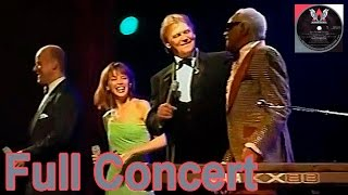 John Farnham, Ray Charles, Anthony Warlow and Kylie Minogue | Crown Casino | 1997