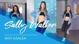 Iggy Azalea   Sally Walker   Easy Fitness Dance Video   Choreography   Coreo   Baile