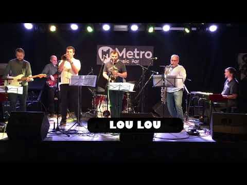Lou Lou - Donkey Walk,  Lou Lou band , Metro Music bar Brno