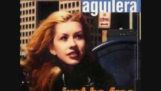 Christina Aguilera Believe Me Lyrics.wmv