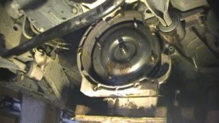 2003 - 4.0  Ford Explorer Transmission Replacement