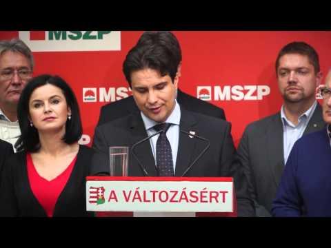 Együttműködési tárgyalásokat kezdeményez az MSZP a demokratikus ellenzéki szervezetekkel