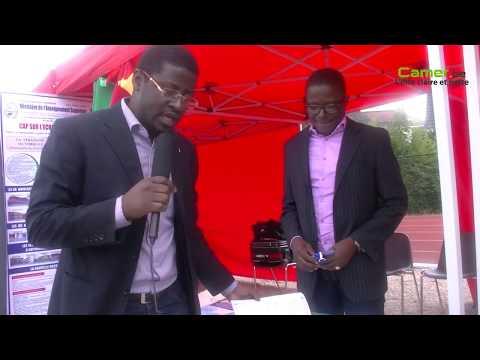 Les stands de quelques opérateurs économiques aux journées camerounaises de Belgique