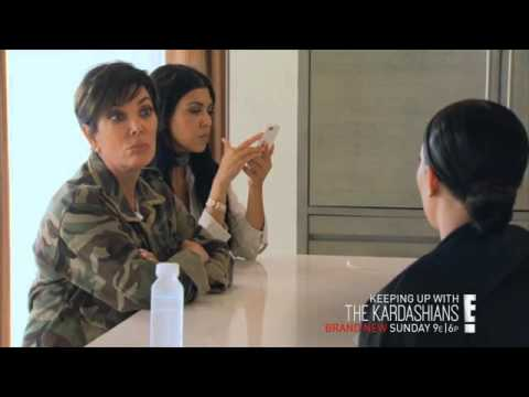 Keeping Up with The Kardashians 11.03 (Preview)