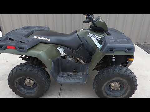 2013 Polaris Sportsman 500 H.0.