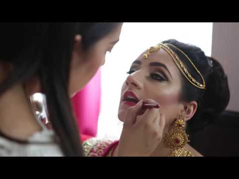 AMRINDER & ADITI HINDU WEDDING TRAILER 2