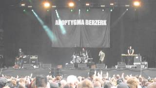 Apoptygma Berzerk: Eclipse - M'era Luna, Germany, August 2013