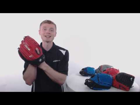 Mizuno Prospect Youth Baseball Gloves | 2018 Series Overview