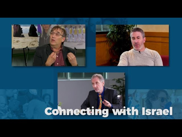 mosaic: Connecting with Israel during Coronavirus