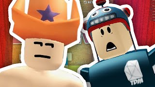THE NAKED COWBOY?! | Roblox Design It