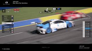 Gran Turismo™SPORT - Blue Moon Bay Speedway Honda NSX Gr3 (online race)