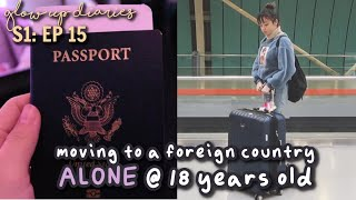 Dropping out of college and moving to a foreign country at 18 | Glow up diaries episode 15