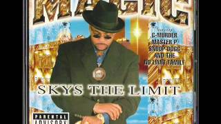 11. Magic feat. C-Murder & Soulja Slim - Money Don't Make Me