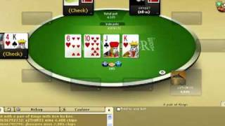 Poker: SnG Turbo Com Blinds Gigantes E Bolha Sem Fim