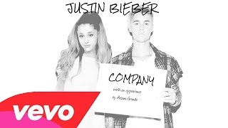 Justin Bieber - Company ft. Ariana Grande (Official Music Video Edit)