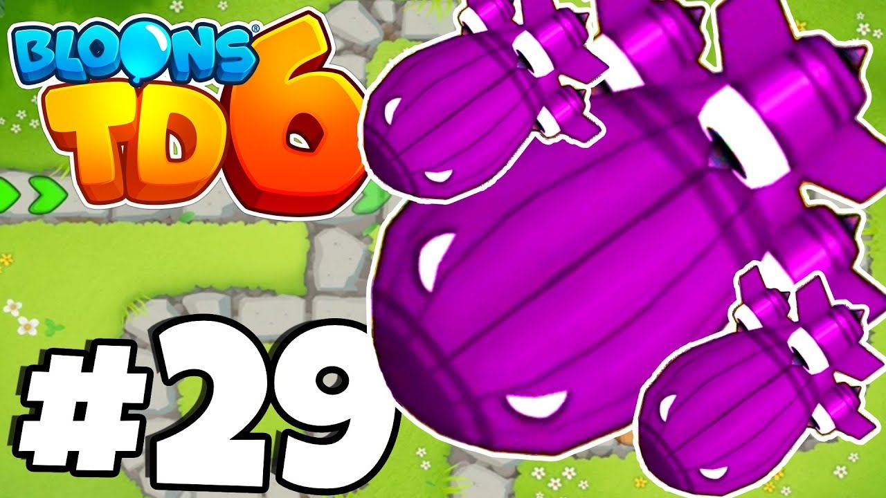 ROUND 500+ HIGHSCORE WORLD RECORD - Bloons TD 6 Part 29 (BTD