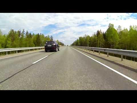 Дорога в Сортавала / Карелия путешествия туризм