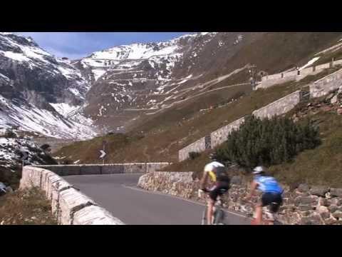 Roadbike passo di Stelvio e val venosta
