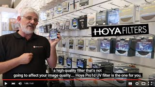 Hoya Pro1D UV Filter Review | Cameras Direct Australia