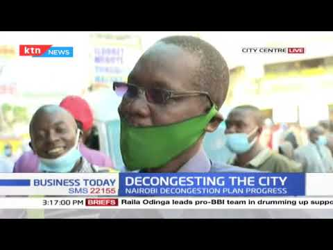 Sentiments from Nairobi residents on latest plans to decongest the city | Business Today