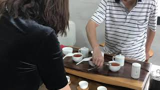 Farm to Table Tea Course 知茶 品茶 中英海內外課程