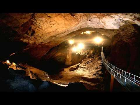 Абхазия Новый Афон Пещера июль 2015